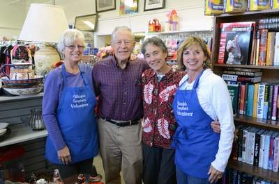 Soroptimist Whitefish teaming up with Sam and Ruth Neff