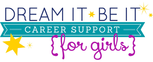 Dream It Be It Logo - Soroptimist