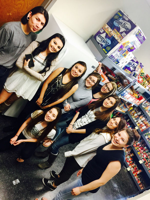 Browning-HS-Food-Pantry