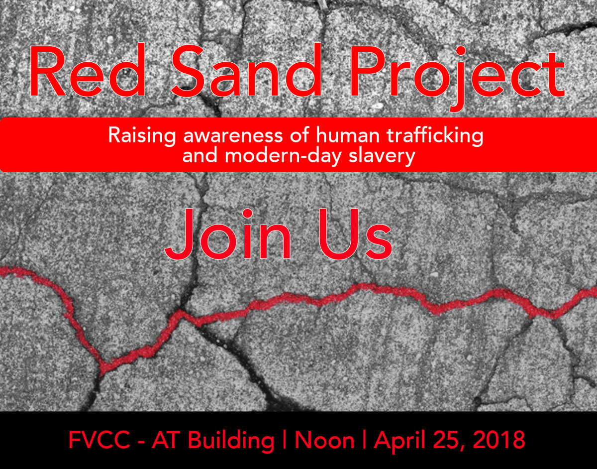 RedSandProject - FVCC, April 25